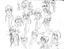 Vali sketches by dulcifluous