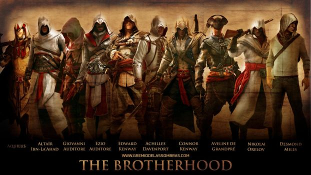 THE BROTHERHOOD 2.0 by satanic-soldier