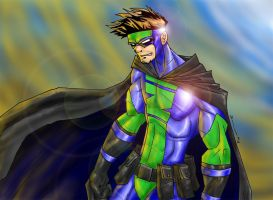 I want to be a Superhero by Finfrock