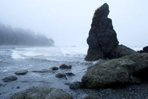 Ruby Beach by AmyThompson