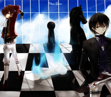 CC-Just pawns by SOU-yee