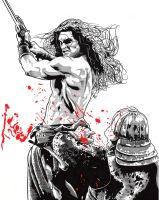 Conan by DMThompson