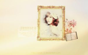 Wallpaper Jessica SNSD ll by shak-3