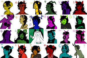 Fantroll Requests by Ameryln