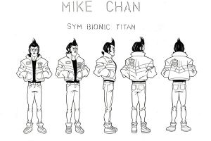 Mike Chan by Nes44Nes