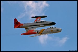 Planes of Fame 2011 6 by AirshowDave