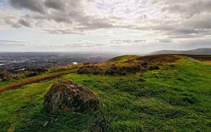 Cave Hill View Over Belfast by Gerard1972