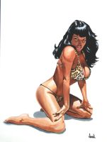 bettie by sethsART