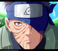 Why am I... Imagining this...? | Naruto 651 color by StingCunha