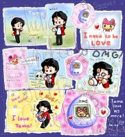 MJ love tama by MonMJ