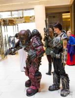 Dragon*con 2012 by PAPANOTZZI