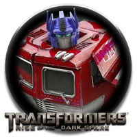 Transformers Rise of The Dark Spark Icon by DudekPRO