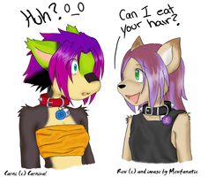 What kind of question is that? by Mewfanatic