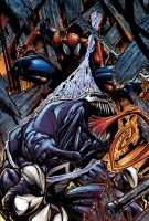 2005March15VenomAndSpideyCol by Autaux