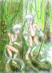 Jungle Princes by UnknownSoulCollector