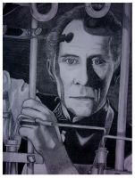 Peter Cushing. by mikegee777