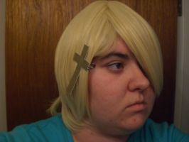 APH Norway Cosplay _ Wig 2 by TheGoodDoktor