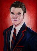 Blaine Anderson by ElphabaPhan