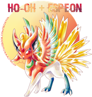 [Adopt[ Ho-oh X Espeon [closed] by Seoxys6