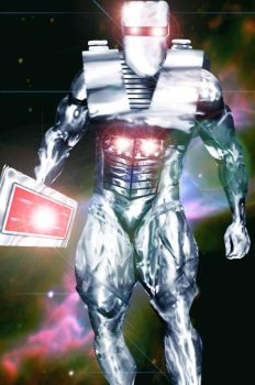 Rom the Spaceknight by DaswookofHeromorph