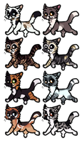 OMtG   Adoptables Batch 26 by Panderoo