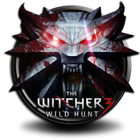 The Witcher 3 icon by S7 by SidySeven