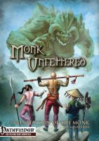 Monk Unfettered - cover by hamex