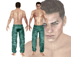 Piers Nivans rebirth model DL by Arumihsin