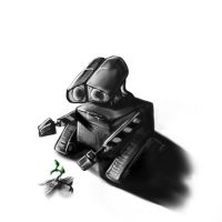Wall-E by ArotzarenaARTs