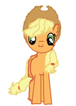 Apple Jack by orangeconfetti