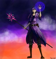 Element of Magic by Tao-mell