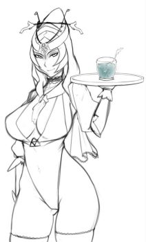 Day 17 - Midna by Rush--it
