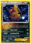 TheAlphaRanger Fake Cards: Alpha's Scrafty by TheAlphaRanger