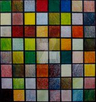 8 x 8 Color Square by slipsk8r