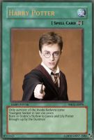 yugioh cards: Harry Potter by ghost-zero