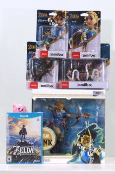 Breath of the Wild Bundle by Chocolate-Spider