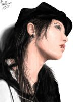 Miyavi ...again... by AngelAzura