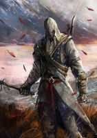 Assassin's creed Fan-art by CyrilT