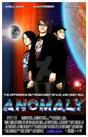 ANOMALY Movie Poster by RoxaSora64