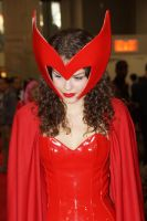 NYCC 2012 - The Scarlet Witch by kamau123