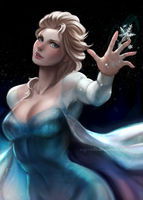 Ice queen by ragecndy