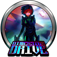 Dimension Drive by POOTERMAN