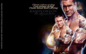 next Randy Orton by Fustro