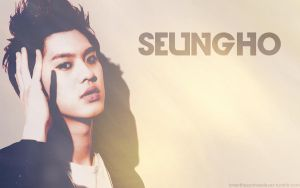 Seungho - Wallpaper by XxDark-ValentinexX