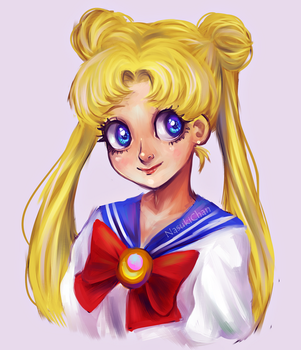 Usagi by Nasuki100