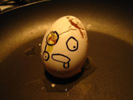 The Zombie Egg by kdog12355