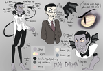 Silas Darian Reference by NEOmi-triX