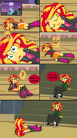 Mlp Eg Wake Up With A Monster Part 23 by Deidrax