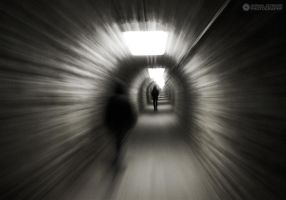 the tunnel by adypetrisor