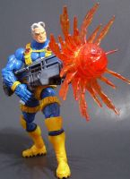 Cable 2 by Jin-Saotome